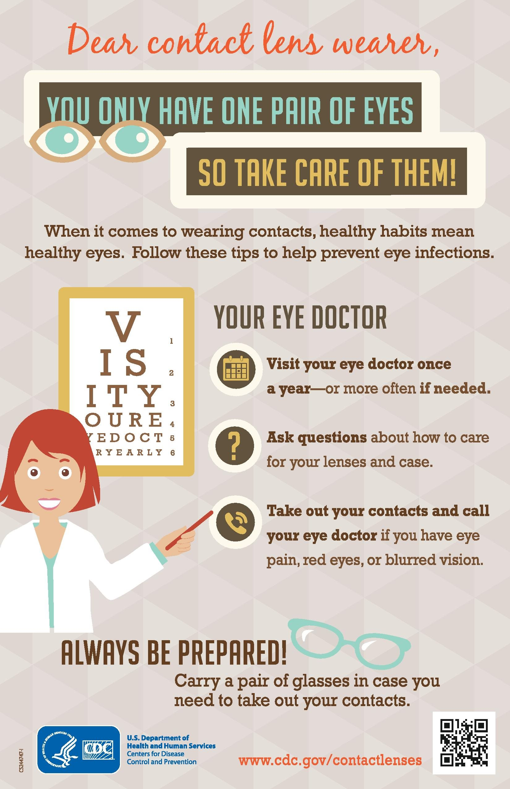 Its a new year. Take care of yourself! Get your eyes checked! 64f43e1ae9fa