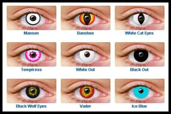 Halloween Lenses Eye Desire Eye Care And Optical Boutique