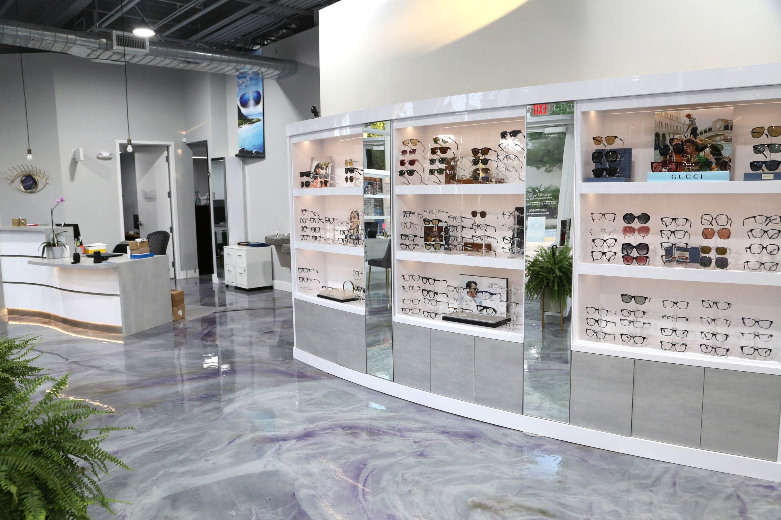 Eye Desire Eye Care and Optical Boutique